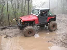 jeep trail sign jeep hydrolocks engine at rausch creek offroad park
