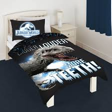 World Map Duvet Cover Uk by Dinosaur Design Single Duvet Cover Sets Boys Bedding Bedroom Ebay
