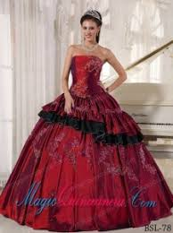 ruffles with appliques and ruch discount quinceanera dresses for