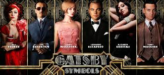 four symbols in the great gatsby in the great gatsby