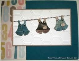 Best Punch For A Baby Shower - 9 best punch art cards images on pinterest punch art cards