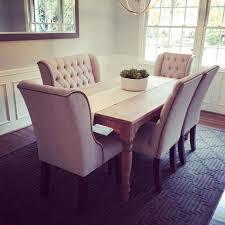 Farmhouse Dining Room Tables Best 25 Farmhouse Dining Room Set Ideas On Pinterest Farmhouse