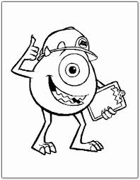 monsters coloring pages coloring