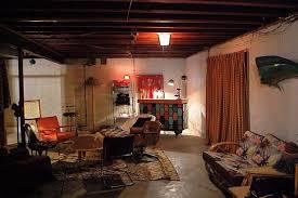 basement room ideas unfinished basement sewing room ideas unfinished basement