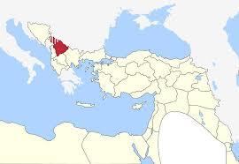 Provinces Of The Ottoman Empire Kosovo Vilayet