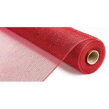 canvas corp deco mesh ribbon 21 x 10 yards walmart