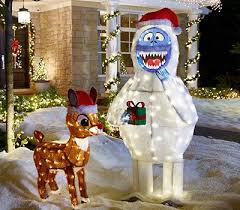 Light Up Snowman Outdoor Outdoor Christmas Decorations