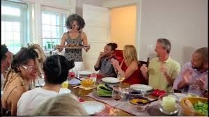 the chew com recipes thanksgiving carla hall joins all our kids for thursday night dinner the chew
