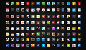 android icon pack best icon packs for android july 2013