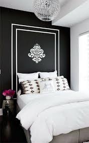 schwarzes schlafzimmer die besten 25 bettwäsche schwarz ideen auf schwarze