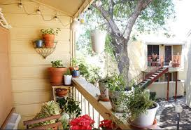 small balcony garden design ideas