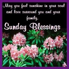 good morning i hope you all have a wonderful sunday sunday