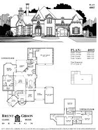 english manor floor plans brent gibson classic home design home plans pinterest