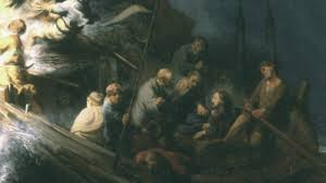 the storm on the sea of galilee u0027 by rembrandt van rijn youtube
