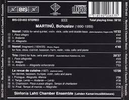revue de cuisine bohuslav martinu nonet nonet fragment flute trio la revue de