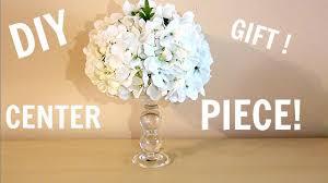 Diy Home Center by Diy Home Decor Mother U0027s Day Gift Center Piece Easy Idea Youtube