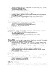 Dietitian Resume Sample by Chronological Nutritionist Resume Template Page 2