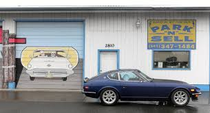 nissan 370z for sale bc z car blog post topic from sf to bc 240z finds a new home