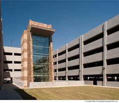 will rogers world airport parking garage renovation and addition