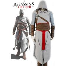 assasins creed halloween costume assassin u0027s creed revelation altair cosplay full costume