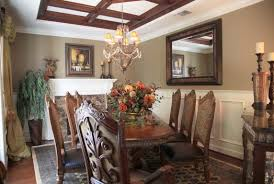 decorating ideas for dining rooms innovative dining room wainscoting all home decorations