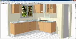 comment dessiner une cuisine en 3d avec kitchendraw