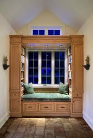 Home Library Lighting Design by 36 Fabulous Home Libraries Showcasing Window Seats
