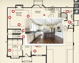 interactive floorplan interactive floorplan virtually tour the bethany by john hall homes