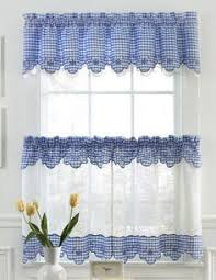 Pictures Of Kitchen Curtains by Best 25 Blue Kitchen Curtains Ideas On Pinterest Kitchen