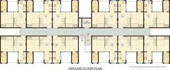 Motel Floor Plans Xrbia Aashiyana Vangani Mumbai Residential Project