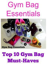 10 Must Fitness Gear Essentials by How To Pack A Bag For The Experience Stress