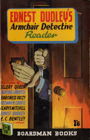 Armchair Detective Cloud 109 The Art Of Denis Mcloughlin Part 2