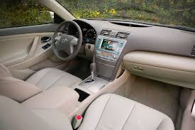 toyota camry hybrid 2008 2008 toyota camry hybrid interior picture pic image