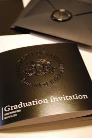 design graduation announcements adam s modern black and white graduation invitations