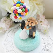 up cake topper disney wedding cake toppers atdisability