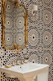 moroccan tile bathroom this moroccan inspired trend is officially everywhere moroccan