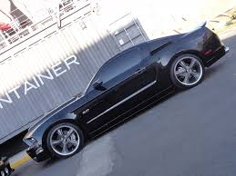 mustang style names ford mustang conversion kit to 2013 gt500 style w black mamba