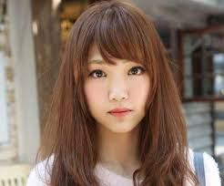 nice koran hairstyles 35 bang styles for long hair long hairstyles 2016 2017