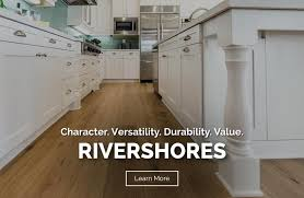 rivershores hardwood flooring cabinetry company