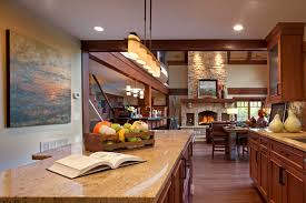 kitchen and great room floor plans u2013 home design ideas great idea