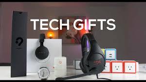 top tech gifts 2016 cool tech gifts youtube