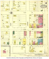 Map Of Austin Tx Sanborn Maps Of Texas Perry Castañeda Map Collection Ut
