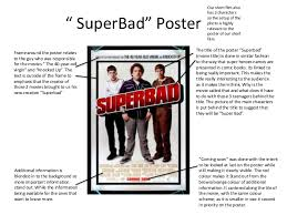 movie poster case study