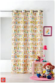 rideaux pour chambre bébé rideaux pour chambre enfant rideaux dameublement girafe rideau