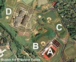 Pa Road Map Playing Facilities