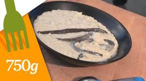 750grammes recettes de cuisine recette de philippe conticini le riz au lait 750 grammes