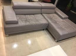 Bargain Leather Sofa by Fire Sale Leather Sofa Only For 350 Singapore