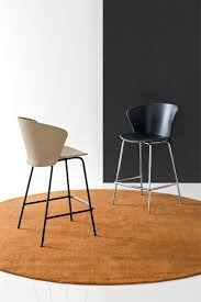 calligaris bahia bar stool available in a number of colours