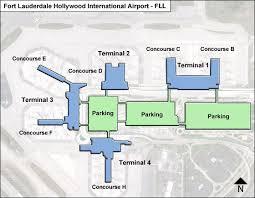 denver terminal b map fort lauderdale fll airport terminal map