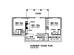 house plan the questling by donald a gardner architects